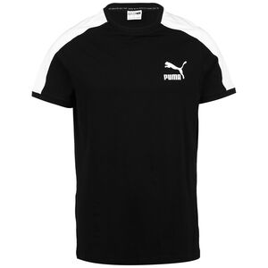 Iconic T7 Slim Fit T-Shirt Herren, schwarz, zoom bei OUTFITTER Online