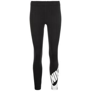 Legasee 7/8 Futura Legging Damen, schwarz / weiß, zoom bei OUTFITTER Online