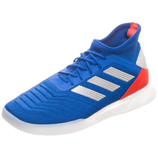 Predator 19.1 Trainers Street Sneaker Herren, blau / rot, zoom bei OUTFITTER Online
