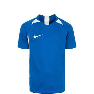 Legend Fußballtrikot Kinder, blau / weiß, zoom bei OUTFITTER Online