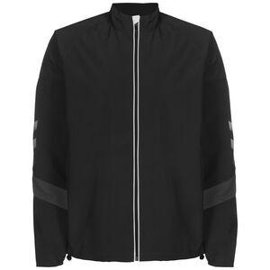 hmlLEAD Trainingsjacke Herren, schwarz / weiß, zoom bei OUTFITTER Online