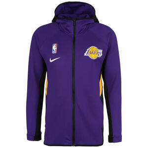 NBA Los Angeles Lakers Therma Flex Kapuzenjacke Herren, lila / gelb, zoom bei OUTFITTER Online