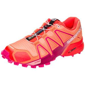 Speedcross 4 Trail Laufschuh Damen, Orange, zoom bei OUTFITTER Online
