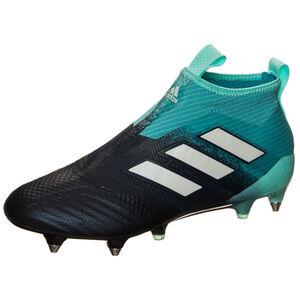 ACE 17+ Purecontrol SG Fußballschuh Herren, Blau, zoom bei OUTFITTER Online