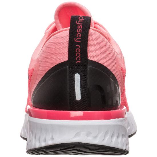Odyssey React Laufschuh Damen, pink / schwarz, zoom bei OUTFITTER Online