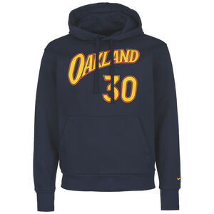 NBA Golden State Warriors Stephan Curry Essential Kapuzenpullover Herren, dunkelblau / gelb, zoom bei OUTFITTER Online