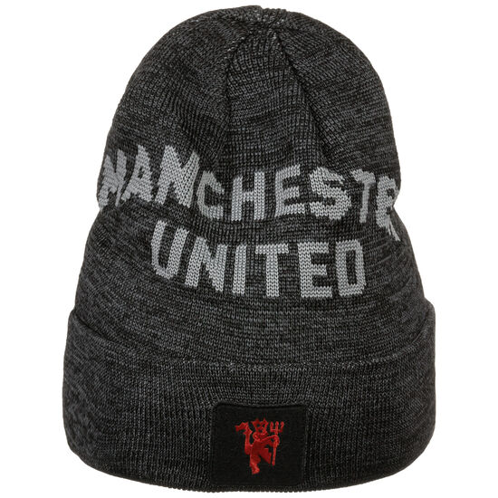 Manchester United Scripted Beanie Herren, , zoom bei OUTFITTER Online