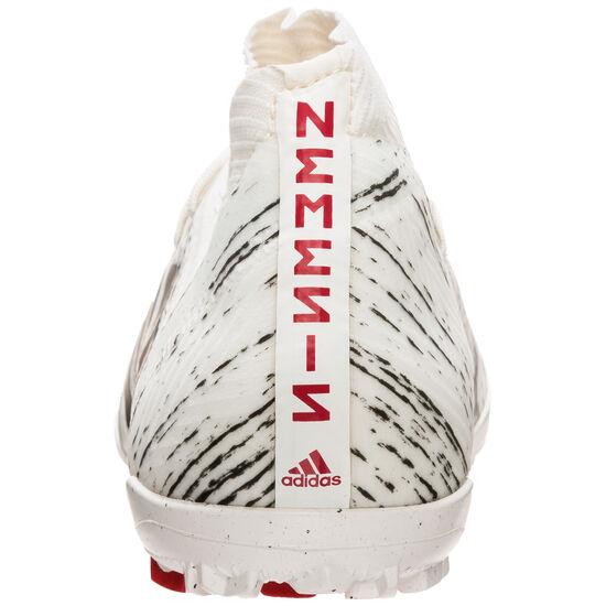 Nemeziz 18.3 TF Fußballschuh Herren, weiß / schwarz, zoom bei OUTFITTER Online