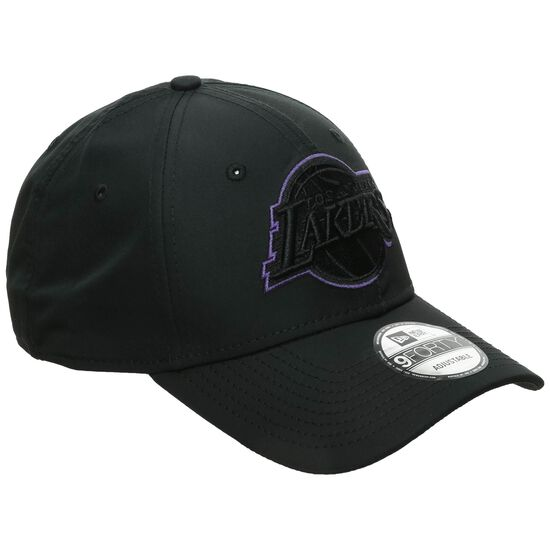 9FORTY NBA Los Angeles Lakers Colour Pop Strapback Cap, , zoom bei OUTFITTER Online