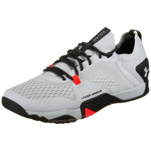 TriBase Reign 2 Trainingsschuh Herren, grau / lila, zoom bei OUTFITTER Online