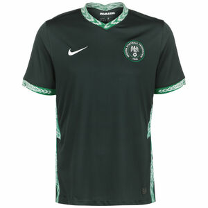 Nigeria Trikot Away Stadium Herren, dunkelblau / grün, zoom bei OUTFITTER Online