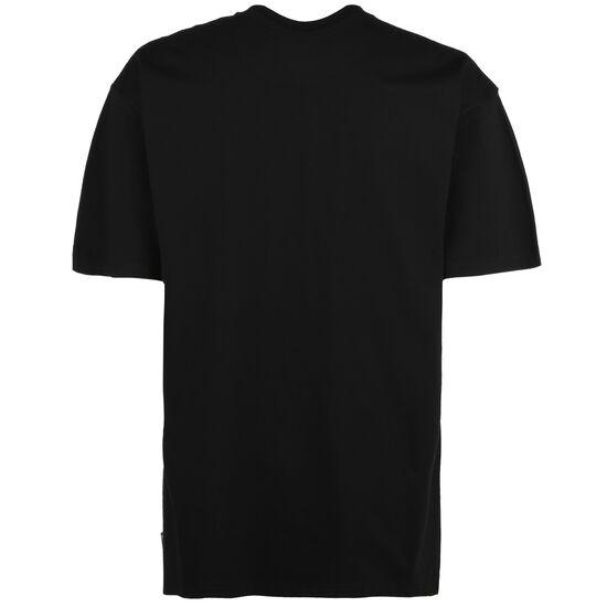 Logo T-Shirt Herren, schwarz, zoom bei OUTFITTER Online