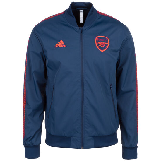 FC Arsenal Anthem Jacke Herren, dunkelblau / rot, zoom bei OUTFITTER Online