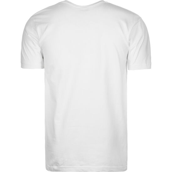 Basic T-Shirt Herren, weiß, zoom bei OUTFITTER Online