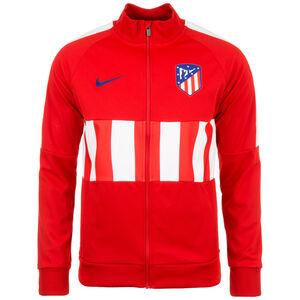 Atletico Madrid I96 Trainingsjacke Herren, rot / weiß, zoom bei OUTFITTER Online