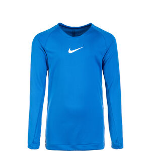 Dry Park First Longsleeve Kinder, blau / weiß, zoom bei OUTFITTER Online