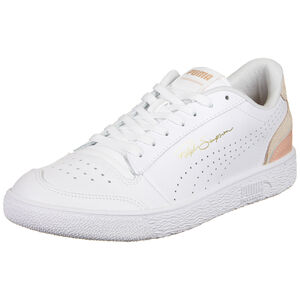 Ralph Sampson Lo Colorblock Sneaker, weiß / pink, zoom bei OUTFITTER Online