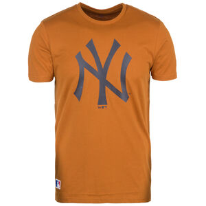 MLB Seasonal Team Logo New York Yankees T-Shirt, braun / anthrazit, zoom bei OUTFITTER Online