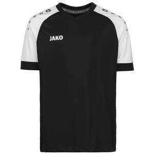 Champ 2.0 Fußballtrikot Kinder, schwarz / weiß, zoom bei OUTFITTER Online