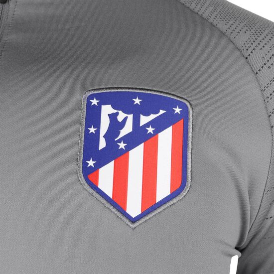 Atletico Madrid Dry Strike Trainingssweat Herren, grau / rot, zoom bei OUTFITTER Online