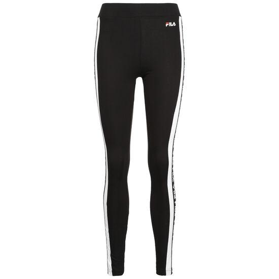 Tasya Leggings Damen, schwarz / weiß, zoom bei OUTFITTER Online