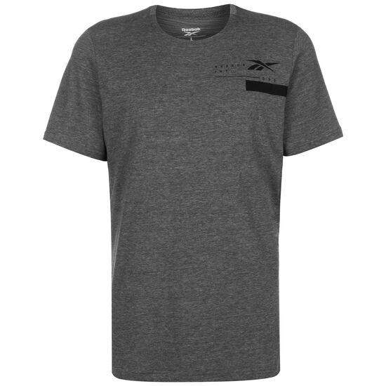 Activchill+Cotton Trainingsshirt Herren, schwarz, zoom bei OUTFITTER Online