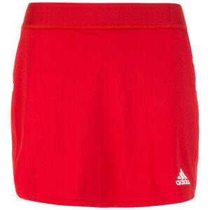 Team 19 Skirt Rock Damen, rot / weiß, zoom bei OUTFITTER Online
