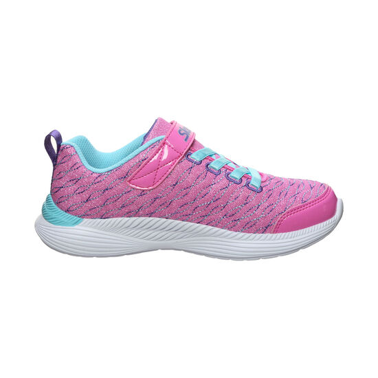 Move`N Groove Sparkle Spinner Sneaker Kinder, pink / türkis, zoom bei OUTFITTER Online