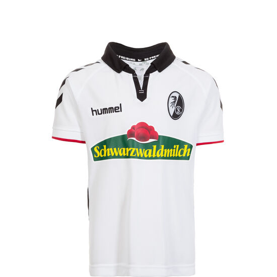 hummel SC Freiburg Trikot Away 2017/2018 Kinder