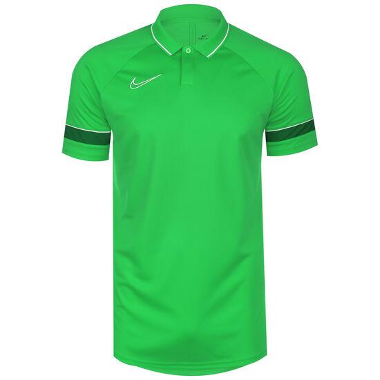 Academy 21 Dry Poloshirt Herren, hellgrün / dunkelgrün, zoom bei OUTFITTER Online