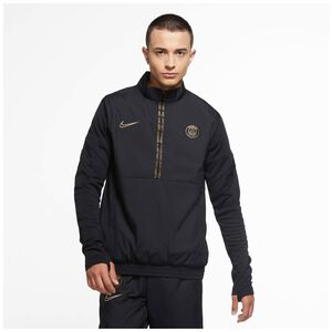 Paris St.-Germain Trainingsjacke Herren, schwarz / gold, zoom bei OUTFITTER Online