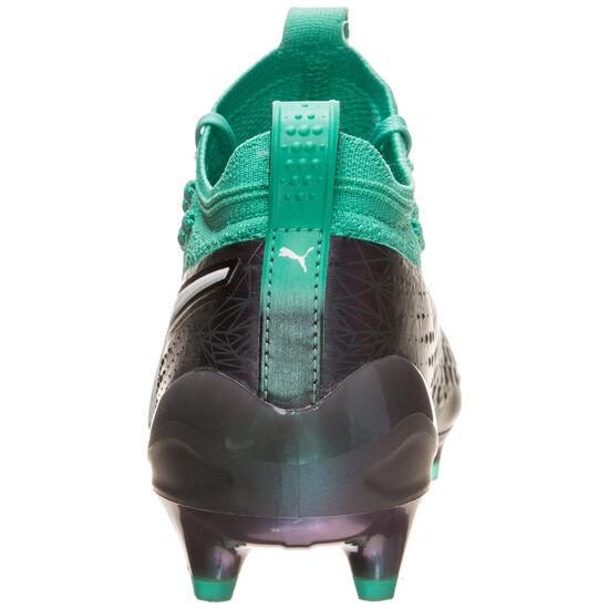 Puma ONE 1 Illuminate Syn FG/AG Fußballschuh Herren, Grün, zoom bei OUTFITTER Online