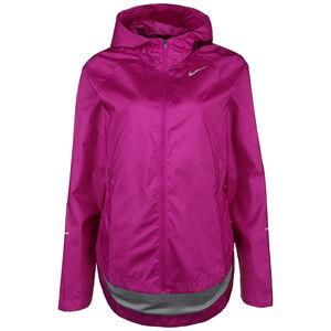 Essential Run Division Laufjacke Damen, pink / silber, zoom bei OUTFITTER Online