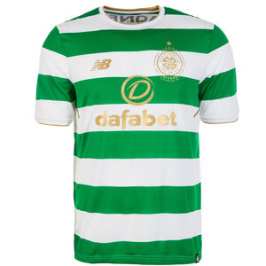 Celtic Glasgow Trikot Home 2017/2018 Herren, Weiß, zoom bei OUTFITTER Online