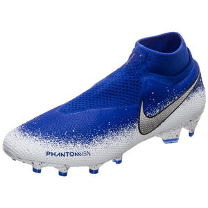 Phantom Vision Elite DF FG Fußballschuh Herren, blau / weiß, zoom bei OUTFITTER Online