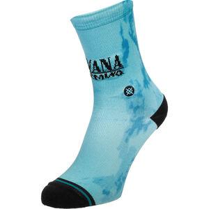 Nirvana Nevermind Socken, blau / hellblau, zoom bei OUTFITTER Online