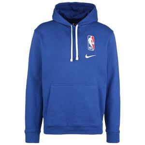 NBA Courtside Kapuzenpullover Herren, blau, zoom bei OUTFITTER Online