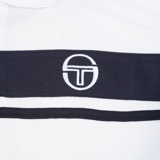 Young Line Pro Poloshirt Herren, weiß / dunkelblau, zoom bei OUTFITTER Online