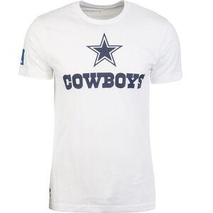 NFL Fan Logo Dallas Cowboys T-Shirt Herren, weiß, zoom bei OUTFITTER Online