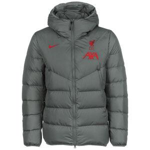FC Liverpool Strike Daunenjacke Herren, grau / rot, zoom bei OUTFITTER Online