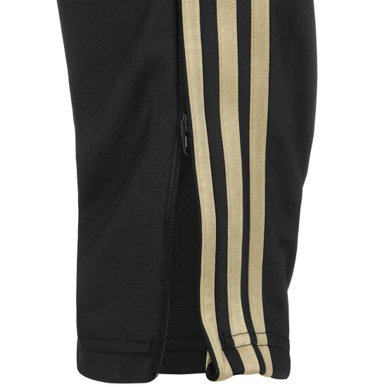 Real Madrid Trainingshose Herren, schwarz / gold, zoom bei OUTFITTER Online