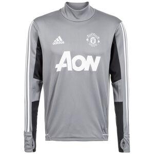 Manchester United Trainingsshirt Herren, Grau, zoom bei OUTFITTER Online