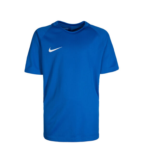 Dry Squad 17 Trainingsshirt Kinder, blau / weiß, zoom bei OUTFITTER Online