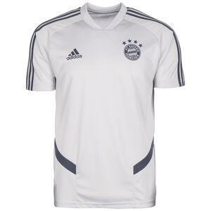 FC Bayern München Trainingstrikot Herren, grau, zoom bei OUTFITTER Online