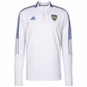 CA Boca Juniors Trainingssweat Herren, hellgrau / blau, zoom bei OUTFITTER Online