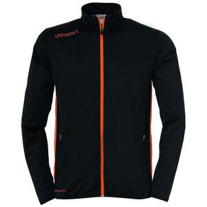 Essential Classic Trainingsanzug Herren, schwarz / orange, zoom bei OUTFITTER Online