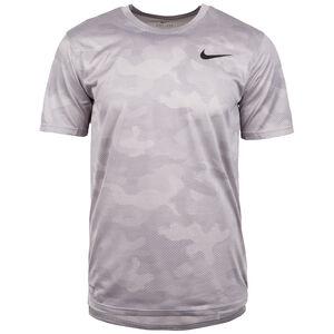 Dry Legend Trainingsshirt Herren, grau, zoom bei OUTFITTER Online