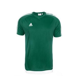 Estro 15 Fußballtrikot Kinder, grün / weiß, zoom bei OUTFITTER Online