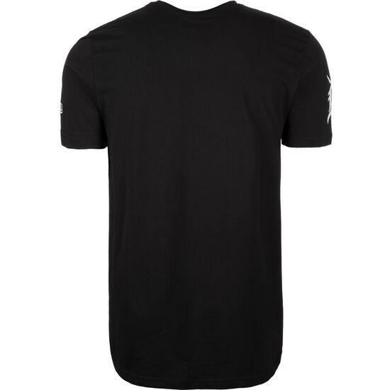 MLB Detroit Tigers Wordmark T-Shirt Herren, Schwarz, zoom bei OUTFITTER Online