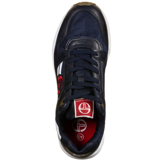 Sonic Dallas MX Sneaker, blau / rot, zoom bei OUTFITTER Online